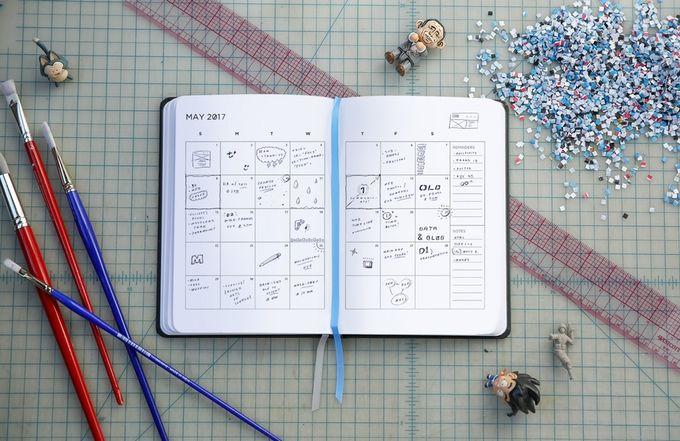 Volt Planner - Reach Your Goals in 2017 by Kate Matsudaira — Kickstarter
