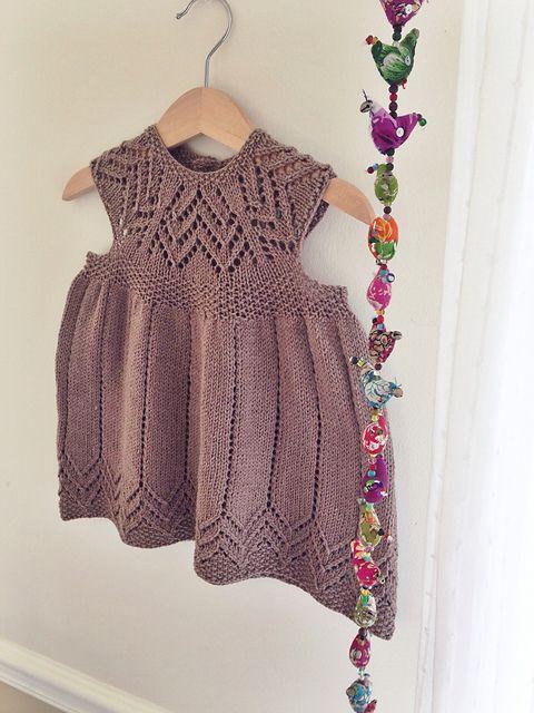 Ravelry: MaggieMay85's Arizona baby dress