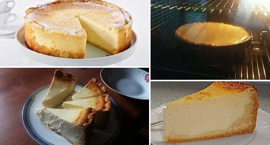Cheesecake φούρνου! Μια συνταγή δοκιμασμένη και φανταστική!