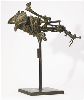 GILLES By César Baldaccini ,1997