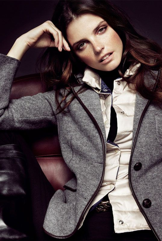 Jeisa Chiminazzo by Hunter & Gatti for Massimo Dutti Holiday 2010