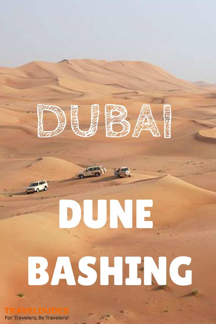 All You Need to Know about Dune Bashing in Dubai - If you are ever in Dubai you must go on a Desert Safari tour. It includes dune bashing, camel rides, dinner in a Bedouin-style camp, henna hand painting and belly dancing.