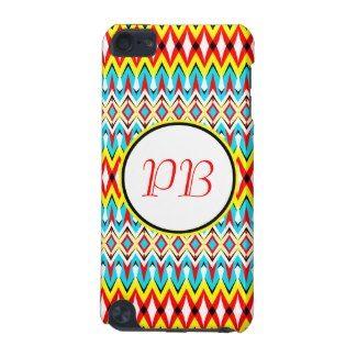 Oriental tribal rhombus native pattern duogram ipod touch 5G case #classic #tribal #rhombus #duogram #customizable #smartphone #case #gift