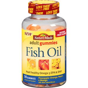 Nature Valley Fish Oil Supplements