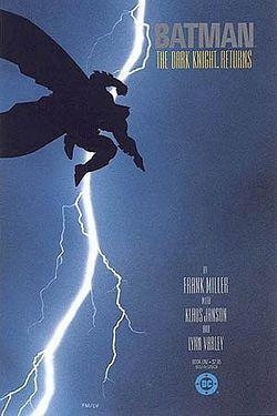 Frank Miller's The Dark Knight Returns. Greatest comic book ever.