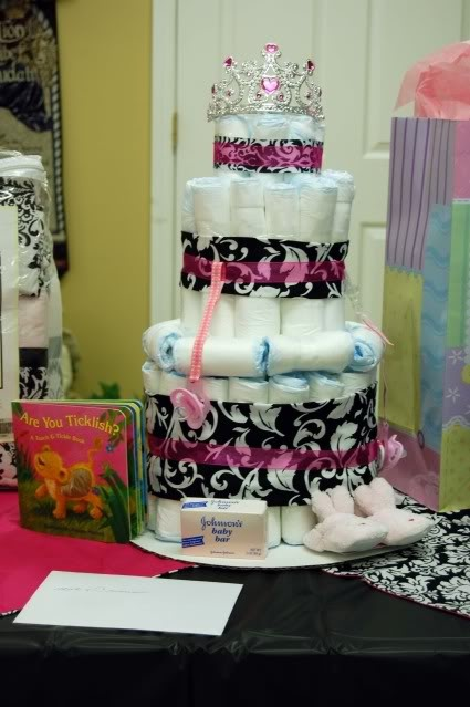 Diaper cakeShower Ideas, Crafts Ideas, Gift Ideas, Diapers Cake Fyi, Baby Goodies, Parties Ideas, Future Baby, Baby Stuff, Baby Shower
