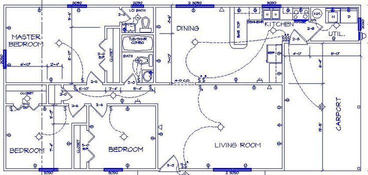 Basement Wiring Diagram