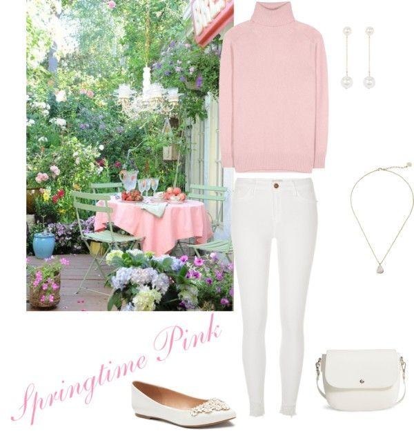 Dreamz~n~Wishz        : Springtime Pink - Shopping My Closet