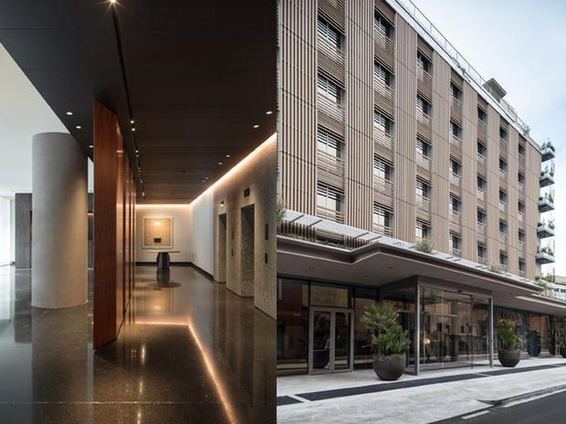 Apre il nuovo Hotel VIU Milan: Molteni&C Contract Division ha realizzato le aree pubbliche, camere e suite con arredi custom made
