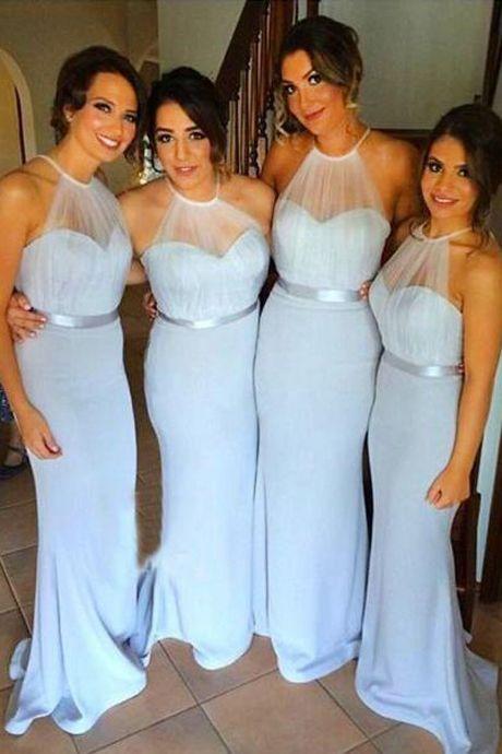 bridesmaid dresses,long bridesmaid dresses,mermaid bridesmaid dresses,halter bridesmaid dresses,