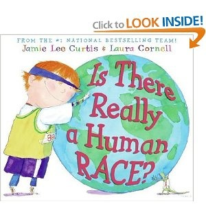 This book truly makes you think about what our culture exhibits about what is important -- it's a good conversation starter with the kids and it's a FUN read!