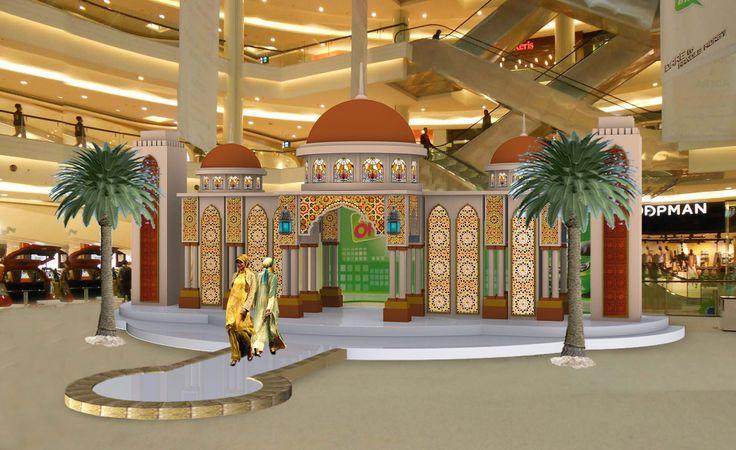 Ramadhan Stage at Kokas