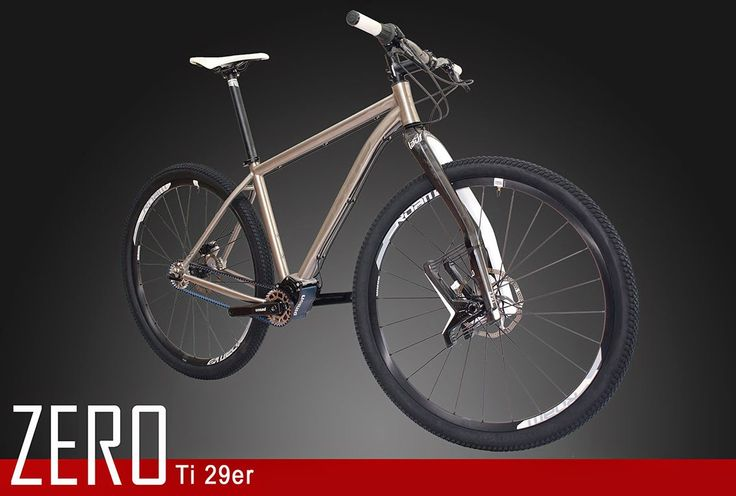Cero Axxis Bike | La bicicleta de montaña del mañana que no requerirá mantenimiento - BIKET3CH