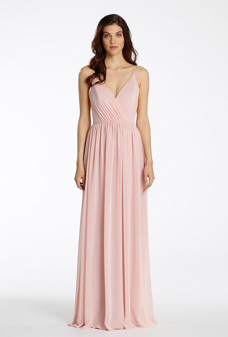 25  best ideas about Light pink bridesmaid dresses on Pinterest ...