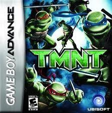 TMNT (Teenage Mutant Ninja Turtles) - Game Boy Advance Game