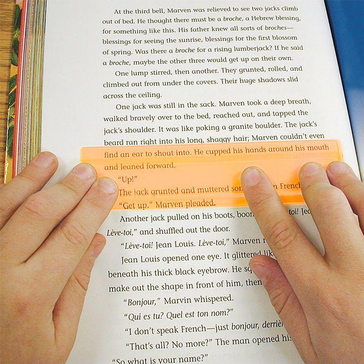 Eye Lighter - NEW COLOR ... ORANGE!!!  Order yours now at www.learning-loft.com