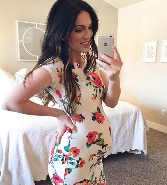 25 Cute Pregnancy Outfits for Summer                                                                                                                                                                                 More