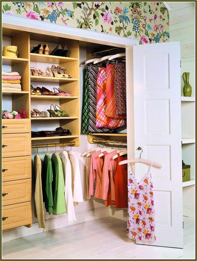Reach In Closet Doors Ideas