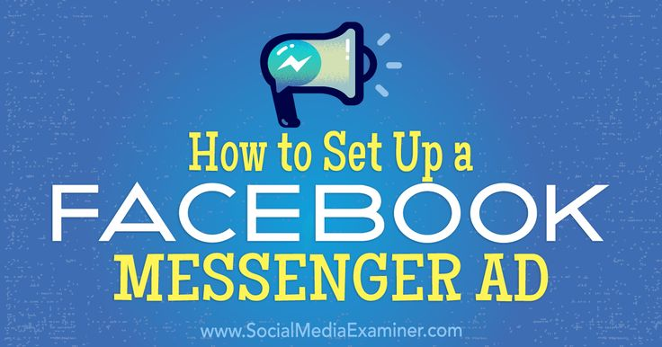 Do you want to use Facebook Messenger ads for your next launch or promotion? Discover how to create a Facebook Messenger ad to engage prospects.