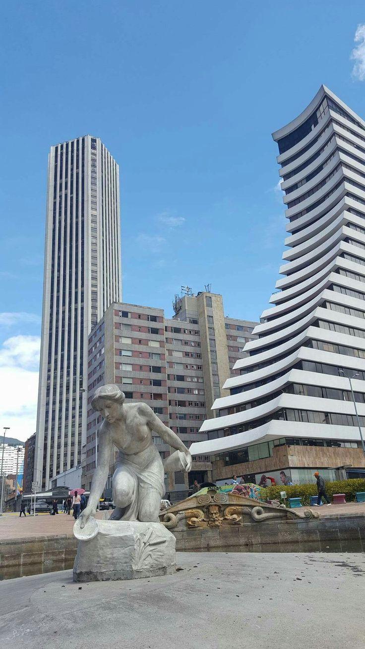 La Rebeca. Germán Bohórquez.Bogotá Colombia.