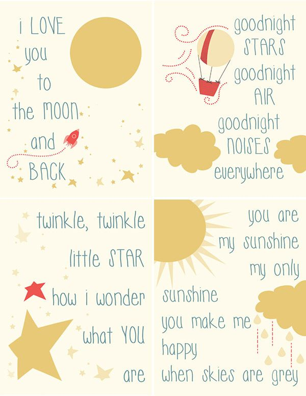 Found on Hellobee.com! to the moon and back