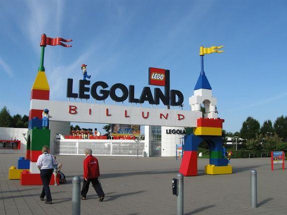 Legoland, Danmark. I love it.