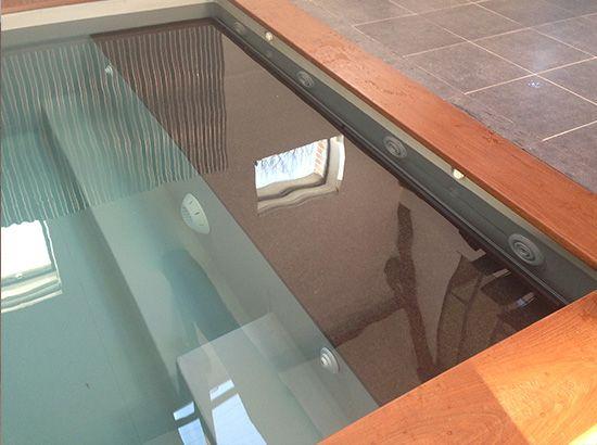 Les 69 meilleures images du tableau piscine sur pinterest - Mini piscine interieure ...