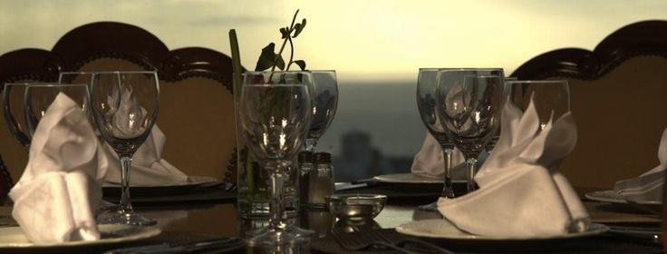 Restaurante Panorâmico - Hotel do Sado