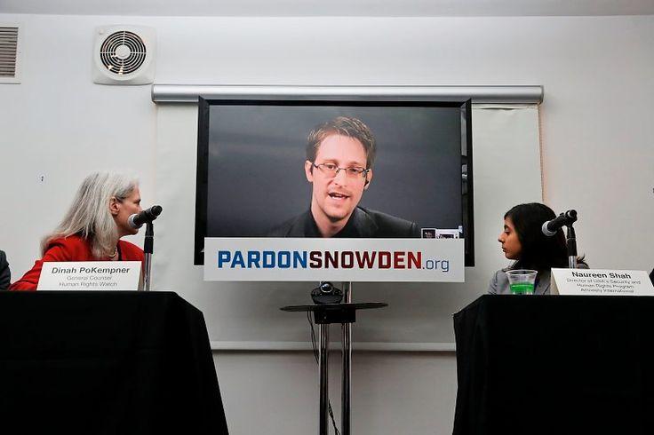 Pressekonferenz - Edward Snowden bereut seine Enthüllungen nicht - http://ift.tt/2cWdUmO