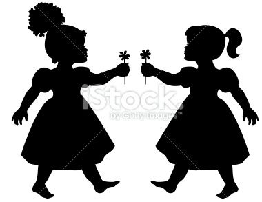 96 best silhouettes images on Pinterest | Silhouettes ...