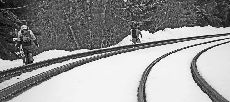 the line #snow #snowboard #outdoors #lifestyle