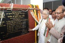 Dr. Murali Mahohar Joshi (M.P), former union minister inaugurated the multi-level underground parking built by NDMC at Model Town-II. On this social function Dr. Joshi said whenever such modern facilities are developed they help citizens in a great way along-with dedicated the three-storey parking to the residents of the area.