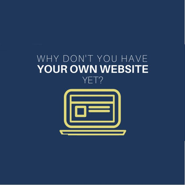 Let's create your own apppealing website @ http://bit.ly/1HOyLix