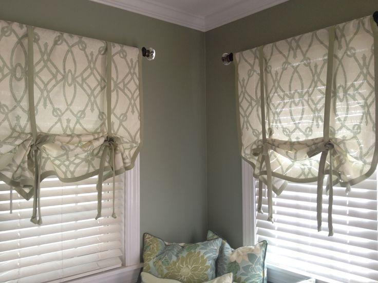 Top 25 Best Tie Up Curtains Ideas On Pinterest Kitchen