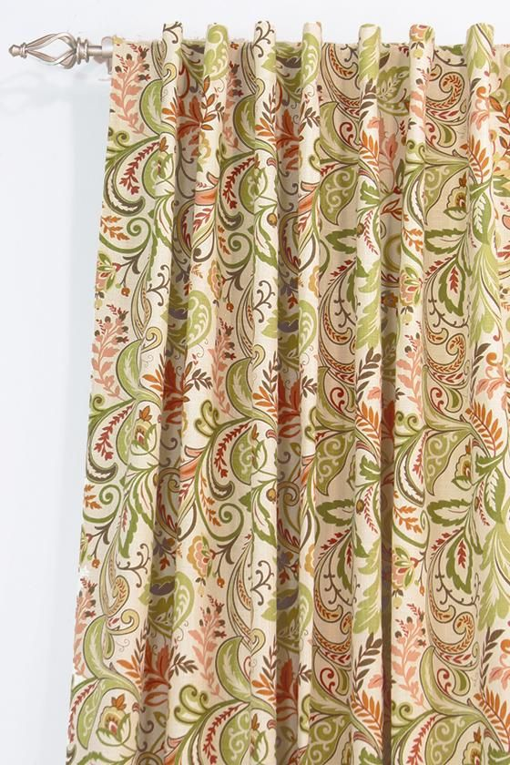 Home Decorators Collection Custom Back Tab Curtain Panel Findlay Window Treatments