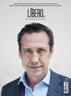 LIBERO FOOTBALL MAGAZINE FROM SPAIN