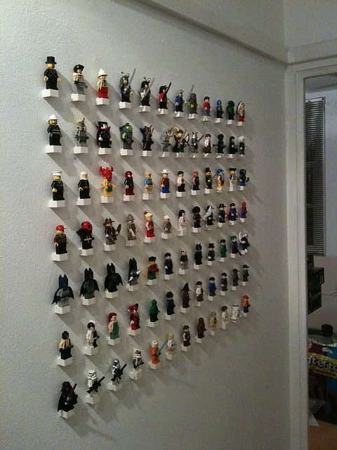 LEGO Display & Storage Ideas: