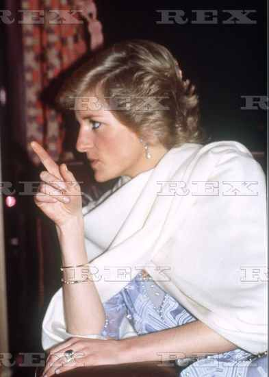 "Princess Diana 1989 ""You see her one more time, and I'm out of here, prince or no prince!"""