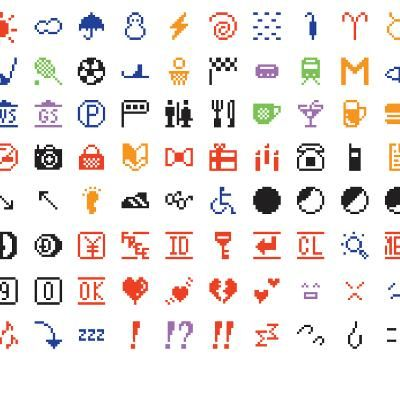Tech: Museum of Modern Art Adds the 176 Original Emojis to Its Collection