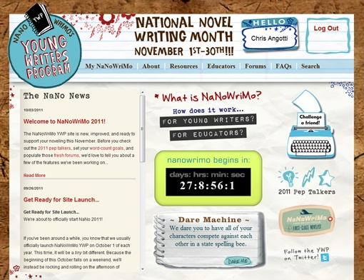 National Novel Writing Month 2014 - Former NaNoWriMo participants share their experiences