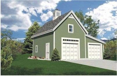 23 Best Images About Detached Garage With Rv Storage On