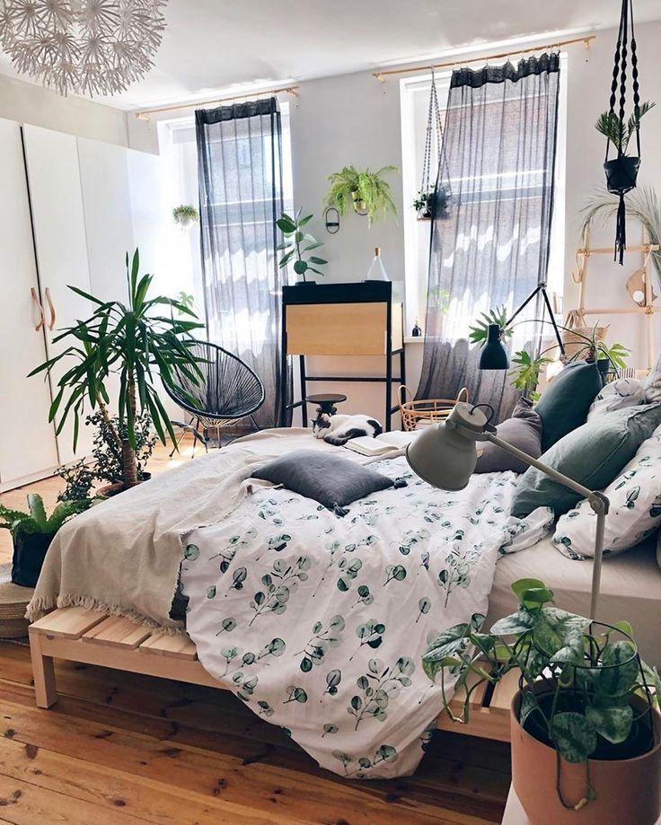 Boho Style-Ideen für Schlafzimmer-Dekore – #Bedroom #Boho #Decors #einrichtungsideen #Ideas