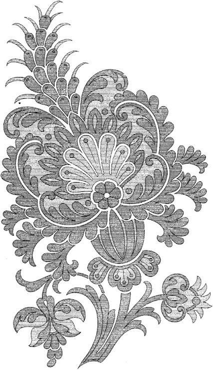 Gallery.ru / Фото #99 - Embroidery II - GWD