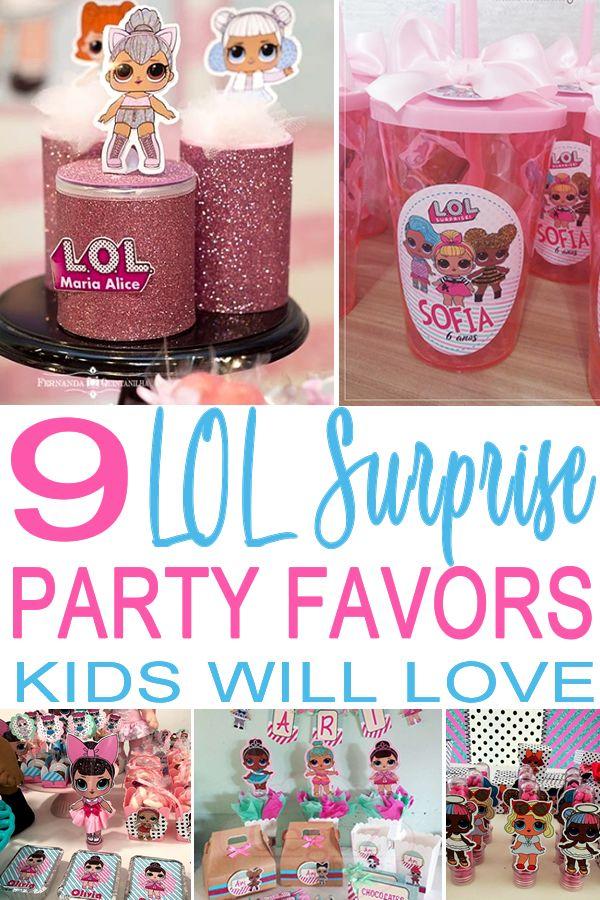 Sie sind eingeladen … die besten LOL Surprise Doll Partyartikel zu sehen! Finde die coole …   – Avis 4th bday