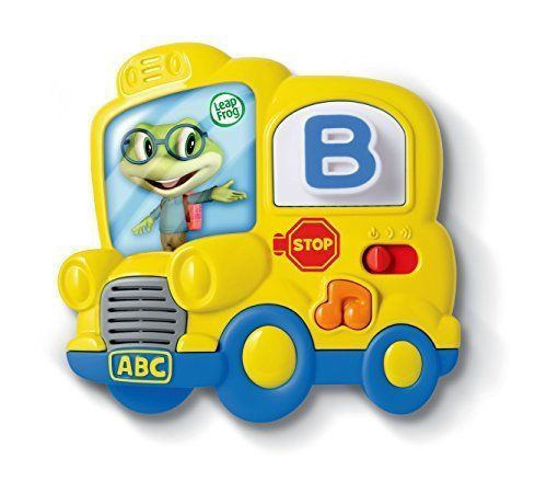 The Alphabet Magnetic Letter Fridge Set brings phonics skills to life with 26 singing, talking letters. Perfect for keeping little ones busy learning, the magnetic school bus and letter tiles stick to your fridge or any magnetic surface. Children can place each letter into the bus window and press it to hear Tad say the letter's name and sound. Press it twice and Tad will say a word that begins with the letter and then use the word in a sentence.