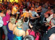 Top 100 Wedding Songs Requested By British Couples Guests Dancing At Ballygally Castle