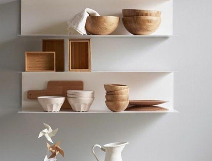 24 best Inspiration images on Pinterest Home, Window coverings and DIY - comment fixer un meuble au mur