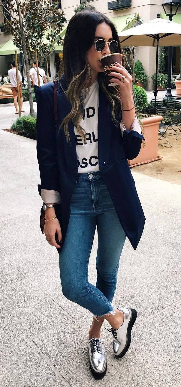 40+ Perfect Casual Outfit Ideas To Upgrade Your Wardrobe. Accessoire  FemmeMode