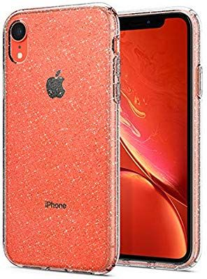 arrives af465 aeb16 Amazon.com: Spigen Liquid Crystal Designed for Apple iPhone XR Case ...