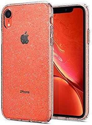 arrives b099e ae050 Amazon.com: Spigen Liquid Crystal Designed for Apple iPhone XR Case ...